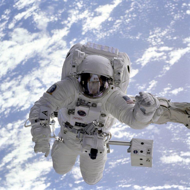 Los originales seguros para astronautas